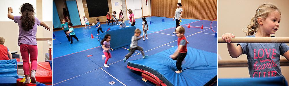 Ecole de Gym (ESD GYM Dammarie)